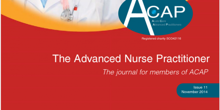 ACAP – Issue 11 (March 2011)