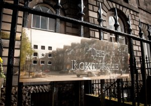Roxburghe Sign